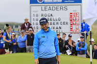 Andy Sullivan (ENG) on the 17th green during Saturday's Round 3 of the Dubai Duty Free Irish Open 2019, held at Lahinch Golf Club, Lahinch, Ireland. 6th July 2019.<br /> Picture: Eoin Clarke | Golffile<br /> <br /> <br /> All photos usage must carry mandatory copyright credit (© Golffile | Eoin Clarke)