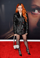 """LOS ANGELES, CA: 24, 2020: Niki DeMartino at the premiere of """"The Invisible Man"""" at the TCL Chinese Theatre.<br /> Picture: Paul Smith/Featureflash"""