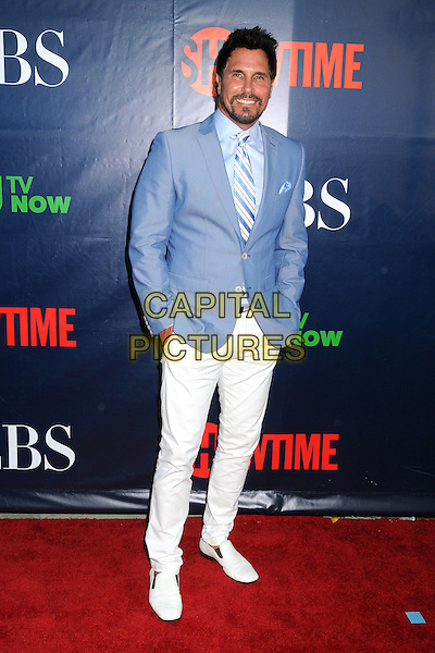 17 July 2014 - West Hollywood, California - Don Diamont. CBS, CW, Showtime Summer Press Tour 2014 held at The Pacific Design Center. <br /> CAP/ADM/BP<br /> &copy;Byron Purvis/AdMedia/Capital Pictures