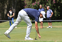Chase Koepka (USA) in action on the 10th during Round 3 of the ISPS Handa World Super 6 Perth at Lake Karrinyup Country Club on the Saturday 10th February 2018.<br /> Picture:  Thos Caffrey / www.golffile.ie<br /> <br /> All photo usage must carry mandatory copyright credit (&copy; Golffile | Thos Caffrey)