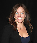 Alice Ripley attending the Meet & Greet for the New York Theatre Workshop production of 'A Civil War Christmas' at their rehearsal studios on October 16, 2012 in New York City.