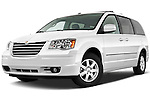 Chrysler Town and Country Touring Minivan 2010