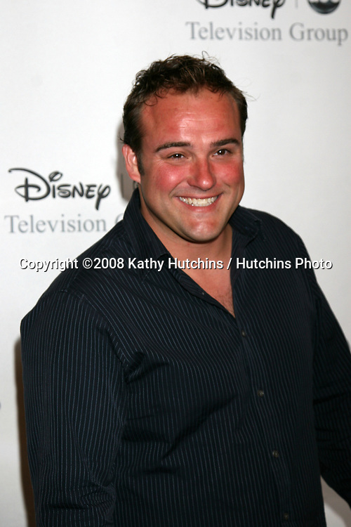 David DeLuise  arriving at the ABC TCA Summer 08 Party at the Beverly Hilton Hotel in Beverly Hills, CA on.July 17, 2008.©2008 Kathy Hutchins / Hutchins Photo .