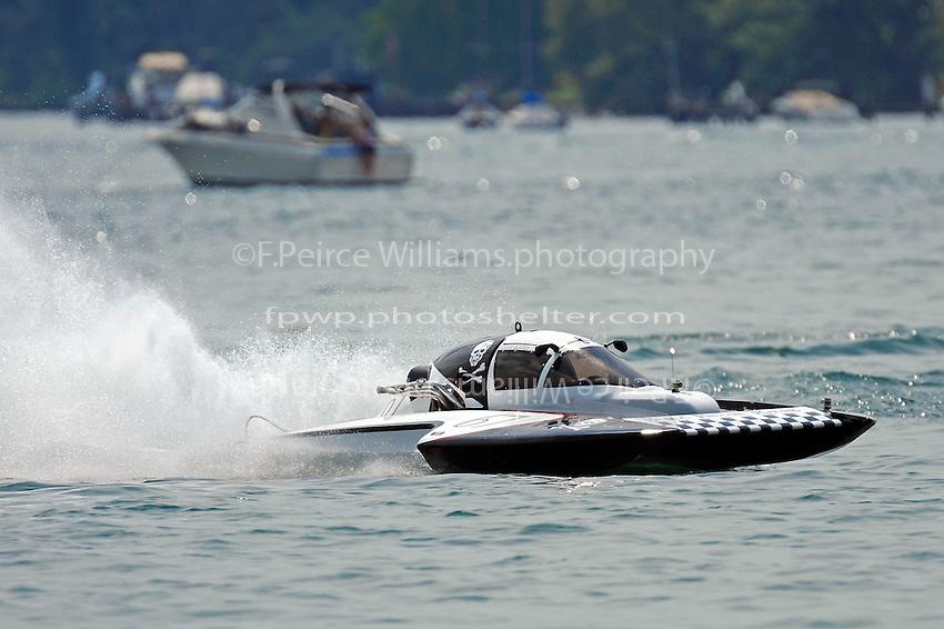 """Dave Kidd, H-67 """"Black Falcon"""" (H350 Hydro)"""