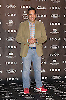 "Oscar Velasco attends the ""ICON Magazine AWARDS"" Photocall at Italian Consulate in Madrid, Spain. October 1, 2014. (ALTERPHOTOS/Carlos Dafonte) /nortephoto.com"