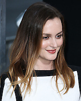 BEVERLY HILLS, CA, USA - OCTOBER 01: Leighton Meester arrives at the Los Angeles Premiere Of Warner Bros. Pictures And Village Roadshow Pictures' 'The Judge' held at the Samuel Goldwyn Theatre at The Academy of Motion Picture Arts and Sciences on October 1, 2014 in Beverly Hills, California, United States. (Photo by Xavier Collin/Celebrity Monitor)