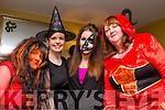 Boooo<br /> ---------<br /> Girls from Knightleys bar Castlemaine looked spooky last Saturday night all in aid of Temple St hospital, L-R Liz Powell, Helen Cronin, Kathleen Powell and Kathleen Moriarty