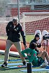 09.01.2020, Sportzentrum RCD Mallorca, Son Bibiloni, ESP, TL Werder Bremen -  Training Tag 07<br /> <br /> im Bild / picture shows <br /> <br /> Leonardo Bittencourt  (Werder Bremen #10)<br /> Verletzung / verletzt / Schmerzen<br /> Eisbeutel am Knoechel<br /> mit Marco Bode (Aufsichtsratsvorsitzender SV Werder Bremen)<br /> Foto © nordphoto / Kokenge
