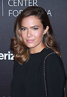 NEW YORK, NY - MAY 15: Mandy Moore at The Paley Honors: A Gala Tribute To Music On Television at Cipriani Wall St in New York City . on May 15, 2018. <br /> CAP/MPI99<br /> &copy;MPI99/Capital Pictures