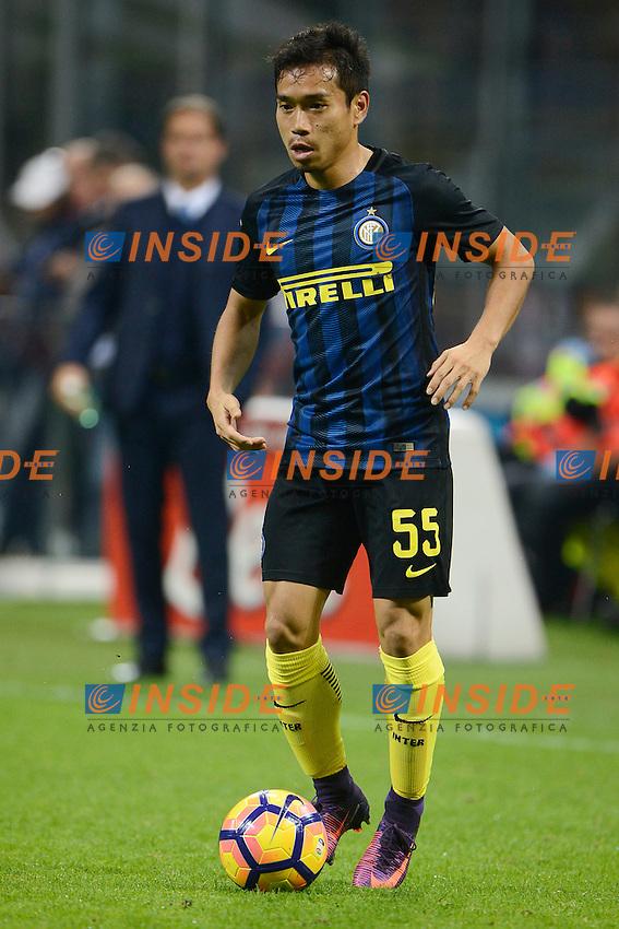 Yuto Nagatomo Inter<br /> Milano 26-10-2016 Stadio Giuseppe Meazza - Football Calcio Serie A Inter - Torino. Foto Giuseppe Celeste / Insidefoto