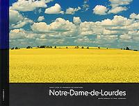 PRODUCT: Book<br /> TITLE: Notre-Dame de Lourdes<br /> CLIENT: Editions des Plaines