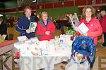 Ballybunion Craft Fair : Attending the Annual Ballybunion Craft  Fair on Sunday last were Matthew McMahon, Liselton, Jean Morgan, Irish Handcut Cads, Ballydonoghue and Liz & Malaki Casey from Ballyheigue.