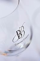 Europe/France/Midi-Pyrénées/31/Haute-Garonne/Toulouse: Brasserie: Le Bibent  Le restaurant a été repris par Christian Constant. Détail verre