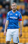 St Johnstone v Alashkert FC...09.07.15   UEFA Europa League Qualifier 2nd Leg<br /> Frazer Wright<br /> Picture by Graeme Hart.<br /> Copyright Perthshire Picture Agency<br /> Tel: 01738 623350  Mobile: 07990 594431