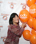 """Ann Harada attend the 'Avenue Q"""" 13th Anniversary and 3,QQQ Performance with Bar Mitzvah Party at the New World Stages on January 12, 2017 in New York City."""