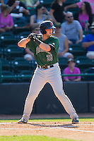 Tyler Ross (26) of the Augusta GreenJackets at bat against the Hickory Crawdads at L.P. Frans Stadium on May 11, 2014 in Hickory, North Carolina.  The GreenJackets defeated the Crawdads 9-4.  (Brian Westerholt/Four Seam Images)