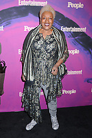 13 May 2019 - New York, New York - C C H Pounder at the Entertainment Weekly & People New York Upfronts Celebration at Union Park in Flat Iron. Photo Credit: LJ Fotos/AdMedia