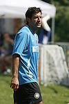 Inter Milan's Luis Figo