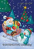 Marcello, CHRISTMAS SANTA, SNOWMAN, WEIHNACHTSMÄNNER, SCHNEEMÄNNER, PAPÁ NOEL, MUÑECOS DE NIEVE, paintings+++++,ITMCXM1416A,#X#