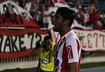 Junior venció 1-0 a Alianza Lima. Fase de grupos Conmebol Libertadores 2018.