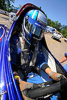 3-4 May 2008, Pickwick,TN USA.Todd Beckman in the cockpit..©2008 F.Peirce Williams