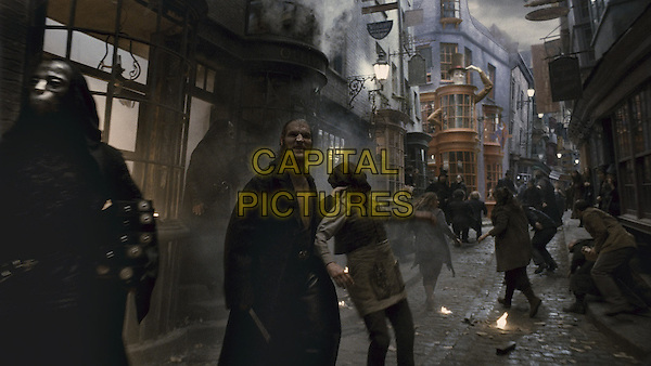 DAVE LEGENO .in Harry Potter and the Half-Blood Prince.*Filmstill - Editorial Use Only*.CAP/FB.Supplied by Capital Pictures.