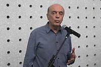 SAO PAULO, SP, 26.10.2014 - ELEICOES - JOSE SERRA - O senador eleito José Serra (PSDB) registra seu voto no Colégio Santa Cruz, no alto de Pinheiros, em São Paulo (SP), neste domingo (26), acompanhado dos netos. (Foto: Marcos Moraes / Brazil Photo Press).