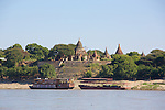Temples & Pagodas Along The Ayeyarwady River