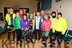 Members of Killarney Cycling Club at the John O'Shea Memorial Cycle in Dromid on Sunday pictured l-r; Laurence Templeton, Breda Joy, Brendan O'Neill, Meabh Keane, Maria O'Connell, Joan McCarthy, Aoife O'Reilly, Ben Quirke, John Herlihy, Diane O'Leary, Tony Dunne, Paul Raw & Andy Buckley.