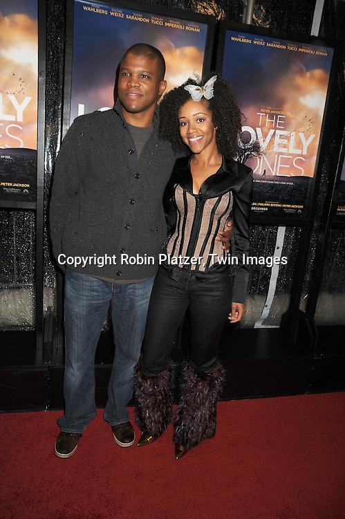 Sharif and Chrystie Pharris