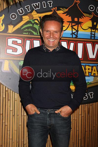 Mark Burnett at the Survivor Season 30 Finale, CBS Radford, Studio City, CA 05-20-15<br /> David Edwards/Newsflash Pictures 818-249-4998