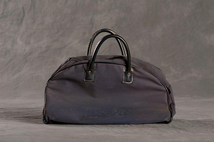 Willard Suitcases / Etta S /©2014 Jon Crispin