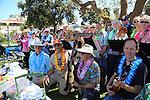 Santa Barbara Ukulele Club by Frank Balthis