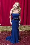 © Licensed to London News Pictures . 16/05/2015 .  The Palace Hotel , Manchester , UK . SALLY ANN MATTHEWS . The red carpet at the 2015 British Soap Awards , The Palace Hotel , Oxford Road , Manchester . Photo credit : Joel Goodman/LNP