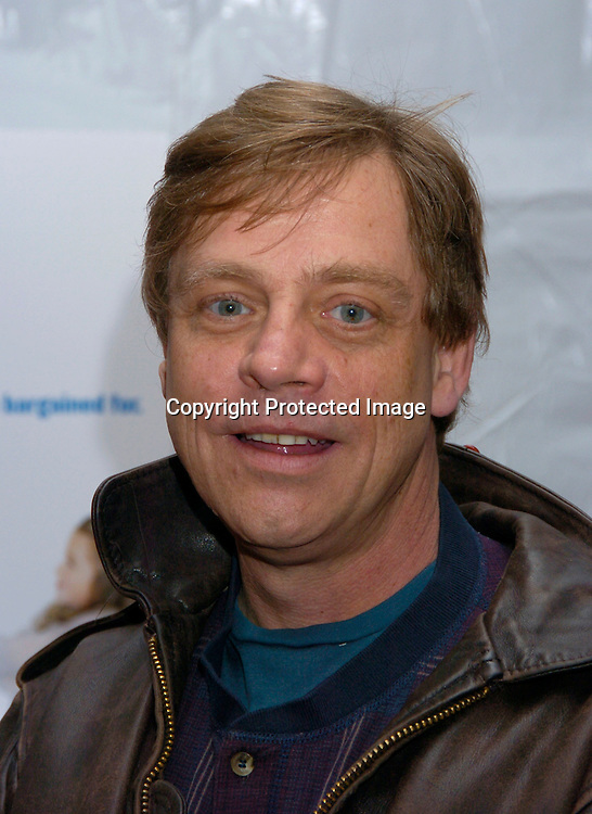 """Mark Hamill ..at The New York Premiere of """" Jersey Girl"""" on March 9, 2004 at the Ziegfeld Theatre. Photo by Robin Platzer, Twin Images"""