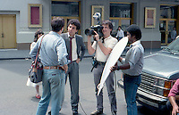 TV Interview Ron Leibman 1985 by Jonathan Green