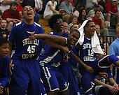 Southfield Christian vs MI Lutheran Seminary, Boys Varsity Basketball, 3/20/12