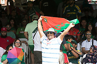 Bangladesh fans cheer during Pakistan vs Bangladesh, ICC World Cup Cricket at Lord's Cricket Ground on 5th July 2019