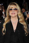 LOS ANGELES, CA - NOVEMBER 12: Stevie Nicks arrives at 'The Twilight Saga: Breaking Dawn - Part 2' Los Angeles premiere at Nokia Theatre L.A. Live on November 12, 2012 in Los Angeles, California.