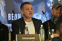 Neil Marsh during a Press Conference at Glaziers Hall on 14th February 2020