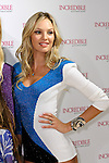 "Candice Swanepoel poses during the ""Incredible by Victoria's Secret"" launch at the Victoria Secret SOHO Store, August 10, 2010."