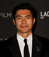 Henry Golding attends 2018 LACMA Art + Film Gala at LACMA on November 3, 2018 in Los Angeles, California.    <br /> CAP/MPI/IS<br /> &copy;IS/MPI/Capital Pictures
