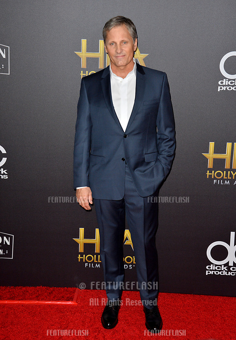 LOS ANGELES, CA. November 04, 2018: Viggo Mortensen at the 22nd Annual Hollywood Film Awards at the Beverly Hilton Hotel.<br /> Picture: Paul Smith/Featureflash
