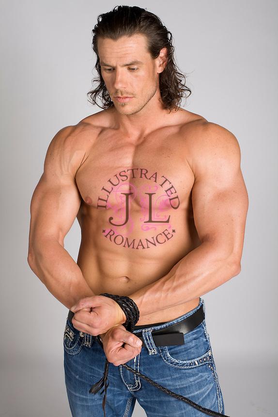 Bondage BDSM stock photograph for romance novel covers by Jenn LeBlanc for Studio Smexy