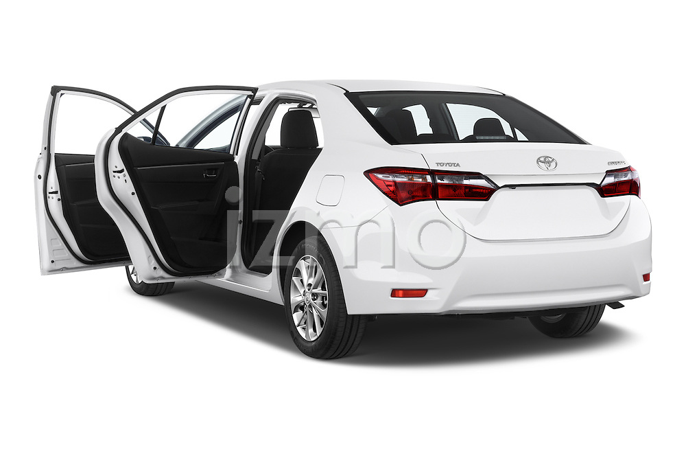 Car images of a 2014 Toyota Corolla Comfort 4 Door Sedan 2WD Doors