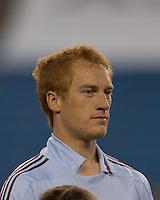 Colorado Rapids midfielder Jeff Larentowicz (4). The Colorado Rapids defeated the New England Revolution, 2-1, at Gillette Stadium on April 24, 2010.