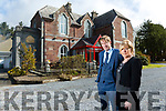 Owner Michael O'Malley and Manager Marguerite McDonnell at Glenduff Manor in Kilduff.