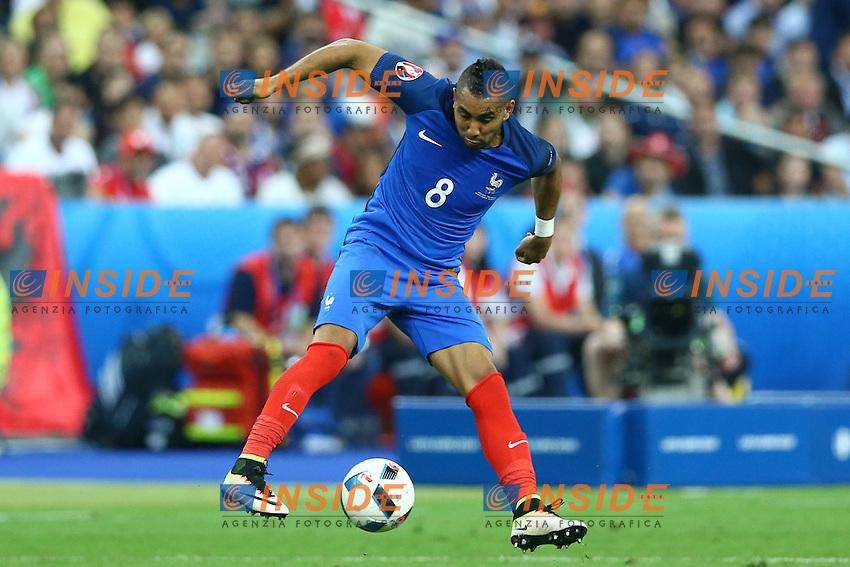 Dimitri Payet Francia<br /> Paris 10-06-2016 Stade de France football Euro2016 France - Romania  / Francia - Romania Group Stage Group A. Foto Matteo Ciambelli / Insidefoto