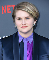 "10 June 2019 - Westwood, California - Jillian Bell. Netflix's ""Murder Mystery"" Los Angeles Premiere held at Regency Village Theater. Photo Credit: Birdie Thompson/AdMedia"