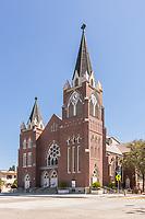 St. John's Lutheran Church in Old Towne Orange